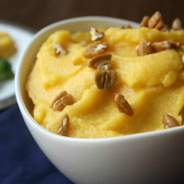 Acorn Squash Purée - Daily Appetite