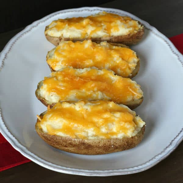 Twice Baked Potatoes - My Gluten Free Kitchen